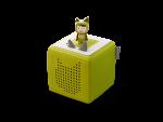 Toniebox - Starterset grün mit Kreativ-Tonie (03-0013)