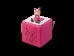 Toniebox - Starterset pink mit Kreativ-Tonie