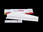 Tonie-Tribüne weiß