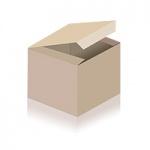 Kerzenständer aus poliertem Messing mit Ornamentoptik