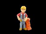 Tonie-Hörfigur Bob der Baumeister - Bob, der Küchenmeister (10000364)