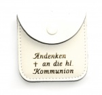 """Rosenkranzetui """"Andenken an die hl. Kommunion"""""""