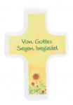 """Handschmeichler Kreuz """"Von Gottes Segen begleitet"""""""