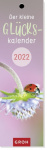 Der kleine Glückskalender 2022 Lesezeichenkalender