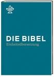 Die Bibel - petrol mit Leseband