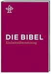 Die Bibel - weinrot mit Leseband