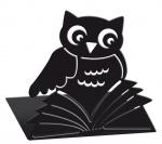 Buchstützen Büchereule