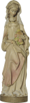Hl. Elisabeth, 27 cm