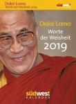 Dalai Lama - Worte der Weisheit 2019