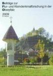 Beiträge zur Flur- und Kleindenkmalforschung in der Oberpfalz 2009