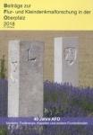 Beiträge zur Flur- und Kleindenkmalforschung in der Oberpfalz 2018