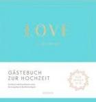 Love is in the air - Gästebuch zur Hochzeit