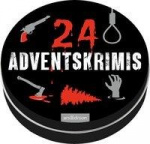 """Adventskalender Dose """"24 Adventskrimis"""""""