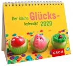 Minikalender Der kleine Glückskalender 2020