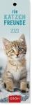 Lesezeichenkalender Für Katzenfreunde 2020