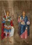 Erzengel Michael & Gabriel