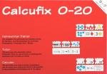 Calcufix 0-20