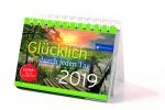 Steyler Tischkalender Glücklich durch jeden Tag 2019