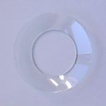 Tropfenfänger aus Glas Ø 4 cm
