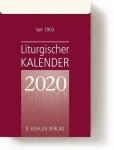 Liturgischer Kalender Einzelblock 2020