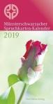 Münsterschwarzacher Spruchkarten-Kalender 2019