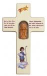 """Kinderkreuz """"Gott sei dein Hirte"""""""