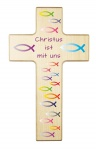 """Kinderkreuz """"Christus ist mit uns"""""""