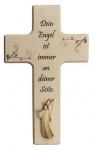 """Kinderkreuz """"Dein Engel ist immer..."""""""