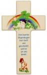 """Kinderkreuz """"Den bunten Regenbogen..."""""""