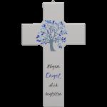 """Kinderkreuz """"Mögen Engel dich begleiten"""""""