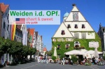 Weiden i. d. Opf. short & sweet - city guide