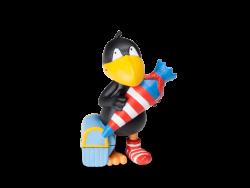 Tonie-Hörfigur Der kleine Rabe Socke - Alles Schule!