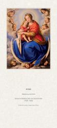 Liturgischer Kalender - Rückwand Madonna mit Kind