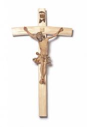 Kreuz aus Lindenholz natur, Balkenlänge 40 cm