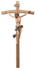 Kreuz aus Lindenholz, Balkenlänge 24 cm