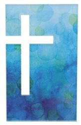Kreuzrelief aus Acrylglas