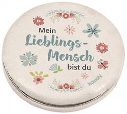 """Taschenspiegel """"Lieblingsmensch"""""""
