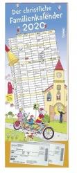 Der christliche Familienkalender 2020