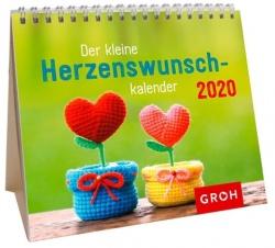 Minikalender Der kleine Herzenswunschkalender 2020