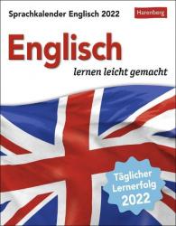 Englisch Sprachkalender 2022 Tagesabreißkalender