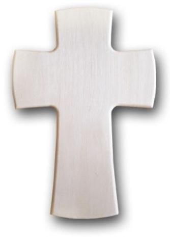 Holzkreuz aus Weißbuche