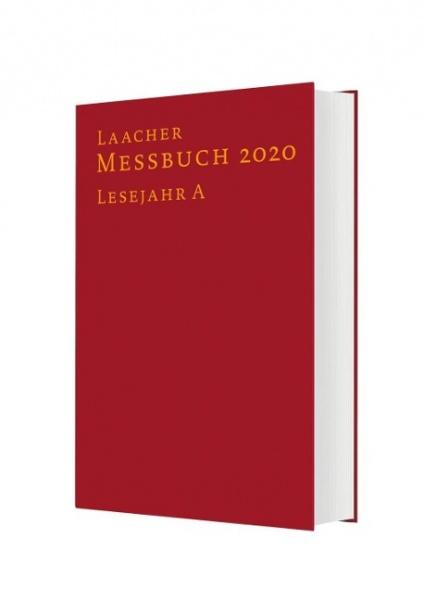 Laacher Messbuch 2020 (gebunden) - Lesejahr A