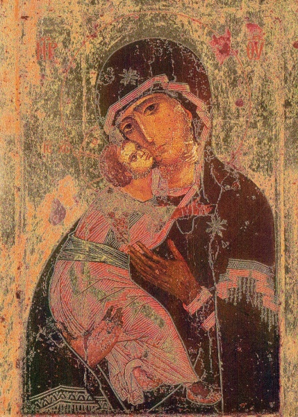 Madonna von Vladimir