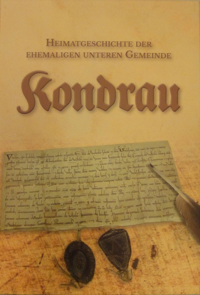 Kondrau - Heimatgeschichte der ehemaligen unteren Gemeinde